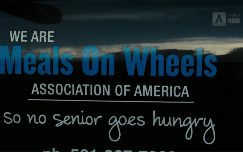 Meals on Wheels in The Wizard of Lies (1)