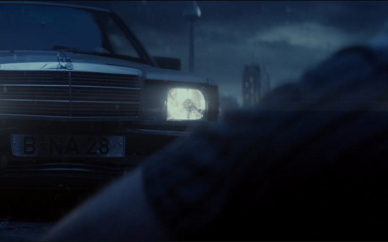 Mercedes-Benz 190 [W201] Car Used in Atomic Blonde (1)