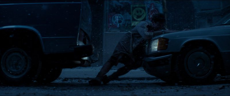 Mercedes-Benz 190 [W201] Car Used in Atomic Blonde (2017) Movie Product Placement