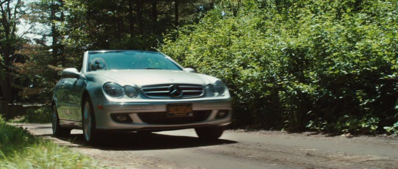 Mercedes-Benz CLK [A209] car in CASINO JACK (2010) - Movie Product Placement