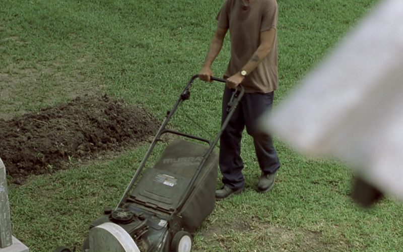 Murray Grass Cutter in Monster's Ball (2001)