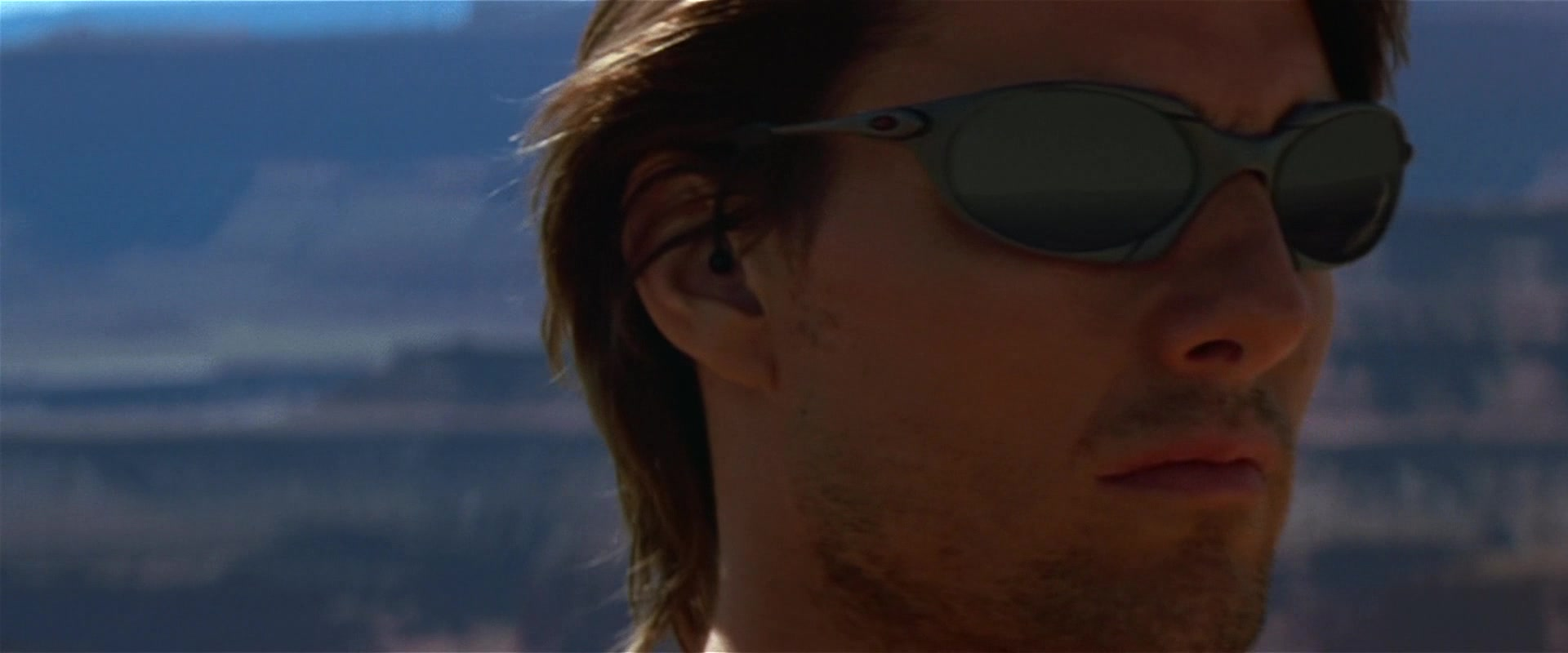 b39970bd1b Oakley Sunglasses (Romeo Model) Worn by Tom Cruise in MISSION  IMPOSSIBLE  II (