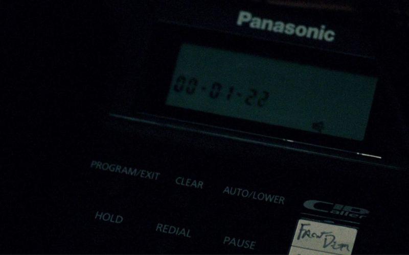 Panasonic Phone In Good Time (2017)