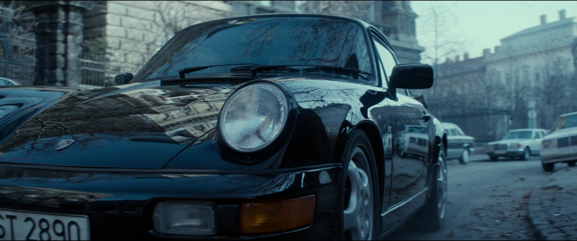 Porsche 911 Carrera 964 Car Used By James Mcavoy In