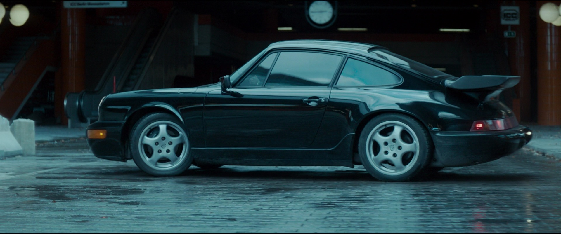 Porsche Carrera Car Used By James Mcavoy In Atomic Blonde on Chrysler Sebring 2 7
