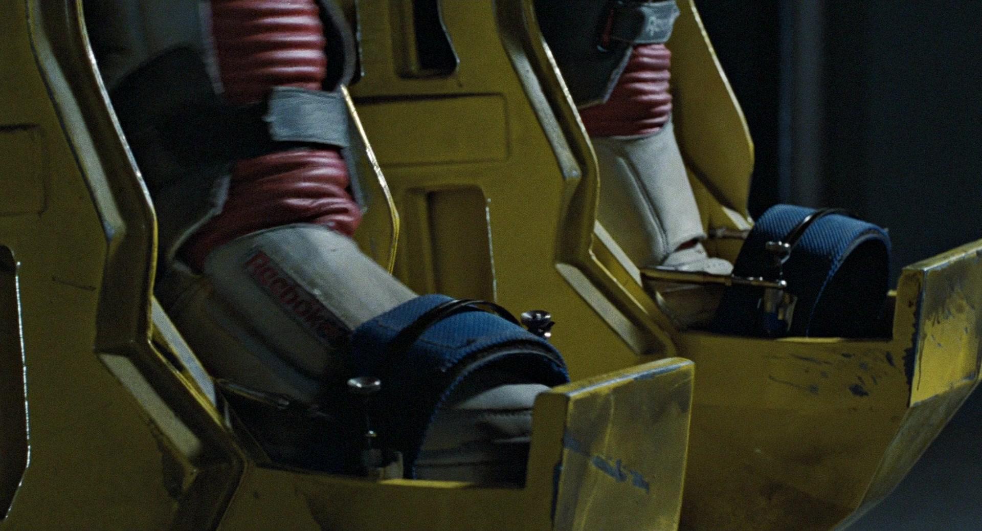 Reebok Alien Stomper shoes worn by Sigourney Weaver in ALIENS (1986 ... 650c04808
