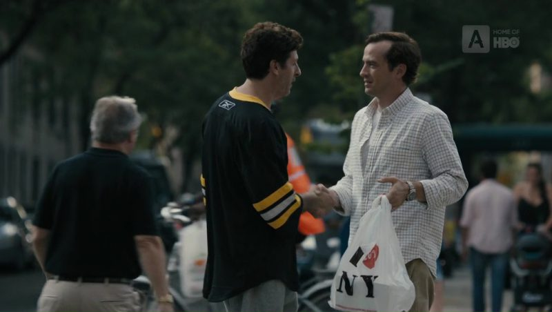 Reebok Men's Jersey in The Wizard of Lies (2017) - Movie Product Placement