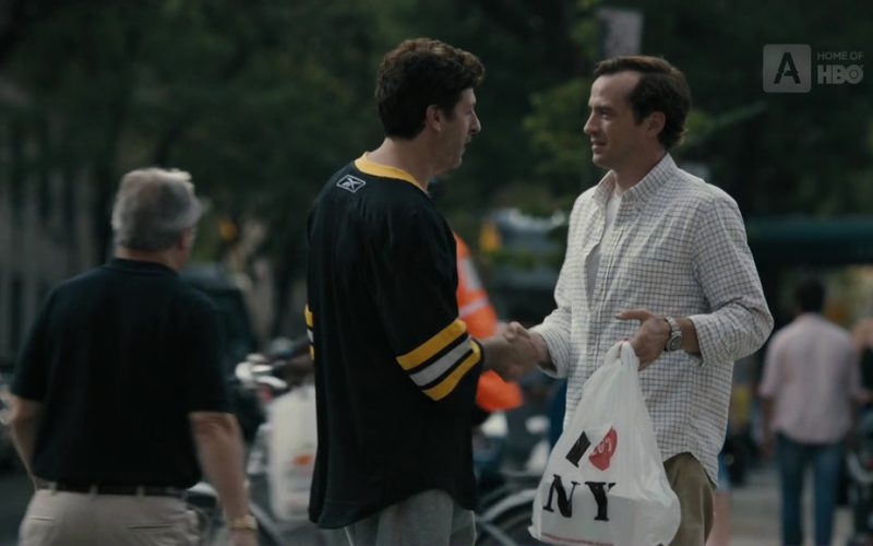 Reebok Men's Jersey in The Wizard of Lies