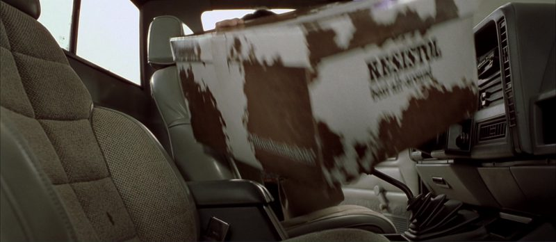 Resistol Cowboy Hat in Monster's Ball (2001) Movie Product Placement