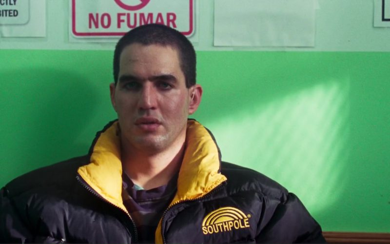 Southpole Men's Jacket Worn By Ben Safdie In Good Time (1)