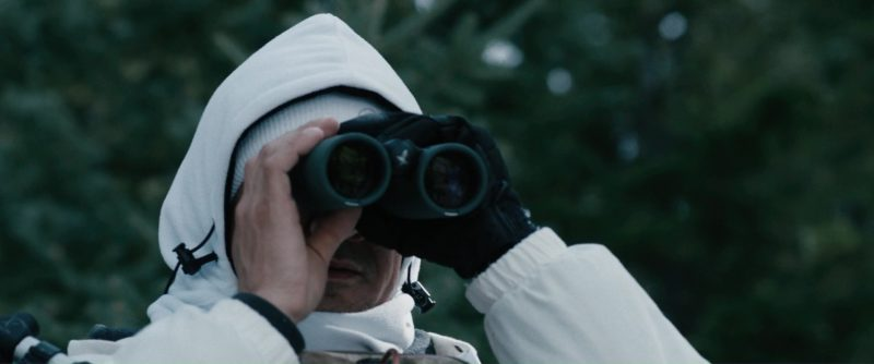 Swarovski Binocular Used by Jeremy Renner in Wind River (2017) Movie Product Placement