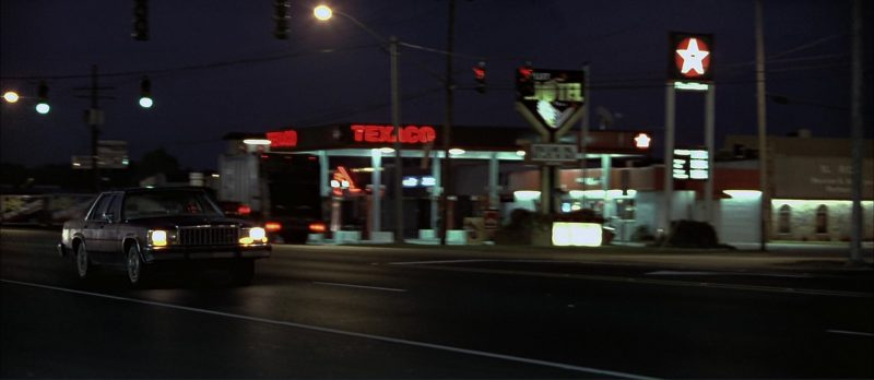 Texaco Station in Monster's Ball (2001) Movie Product Placement