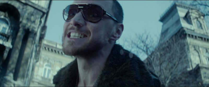 Tom Ford Sunglasses Worn by James McAvoy in Atomic Blonde (2017) Movie Product Placement