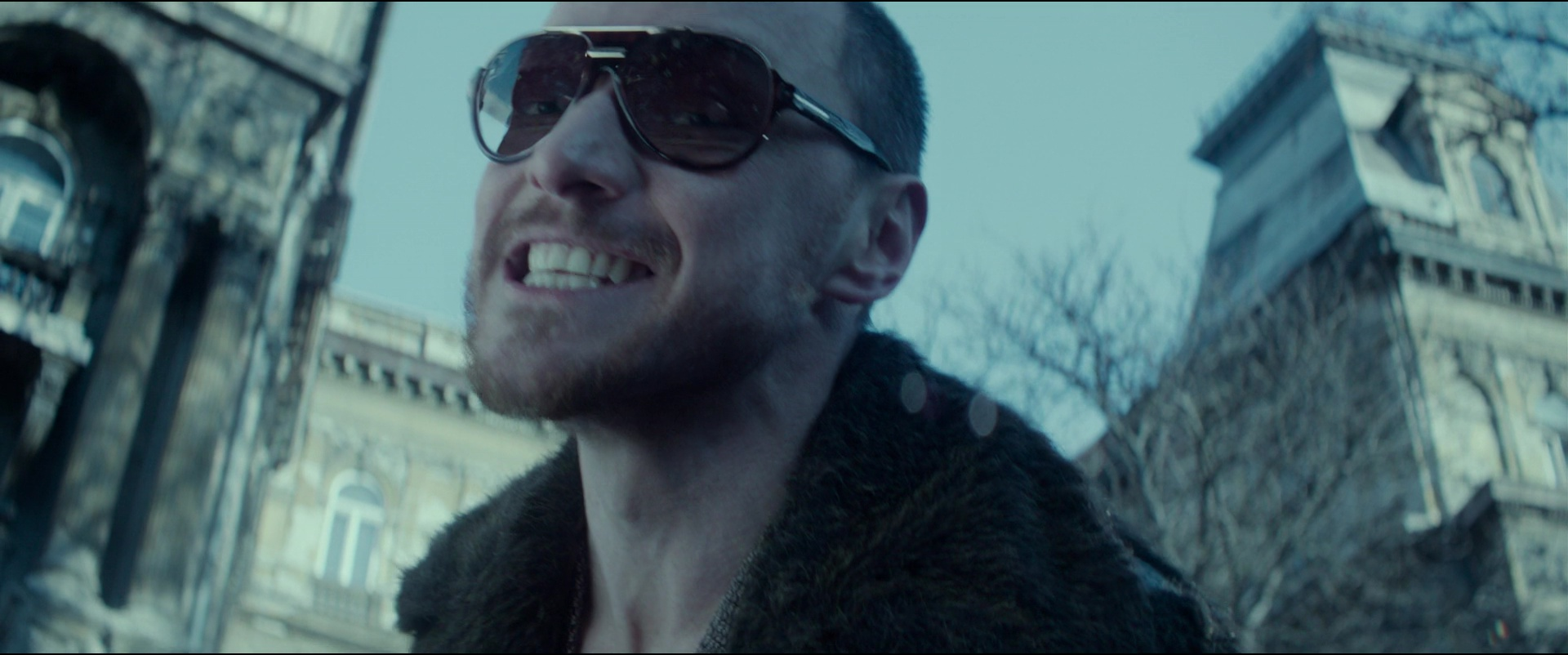 6fcb4f9b84 Tom Ford Sunglasses Worn by James McAvoy in Atomic Blonde (2017) Movie  Product Placement