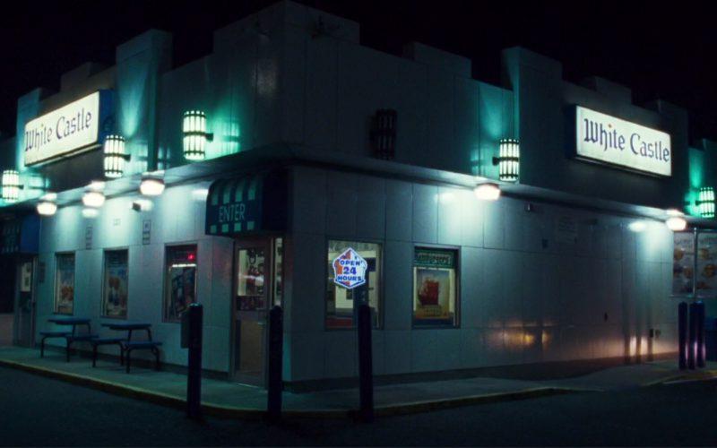 White Castle Hamburger Restaurant In Good Time (1)