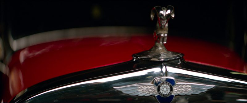 1931 Dodge Six in Overdrive (2017) Movie Product Placement
