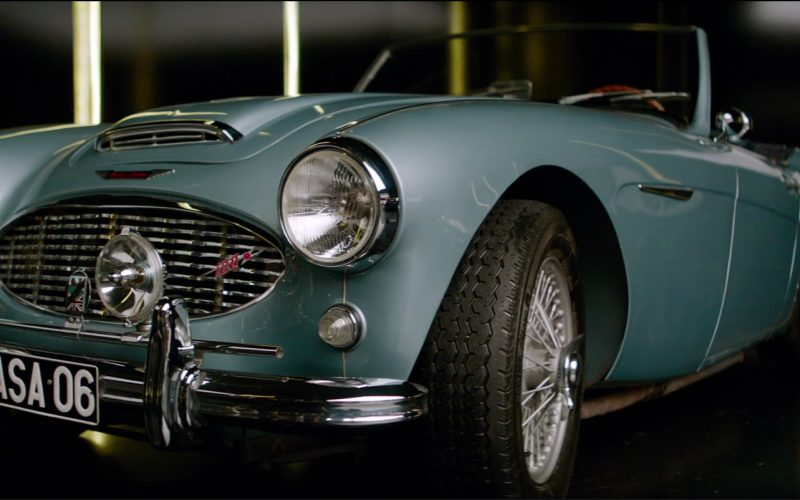 1959 Austin-Healey 3000 in Overdrive