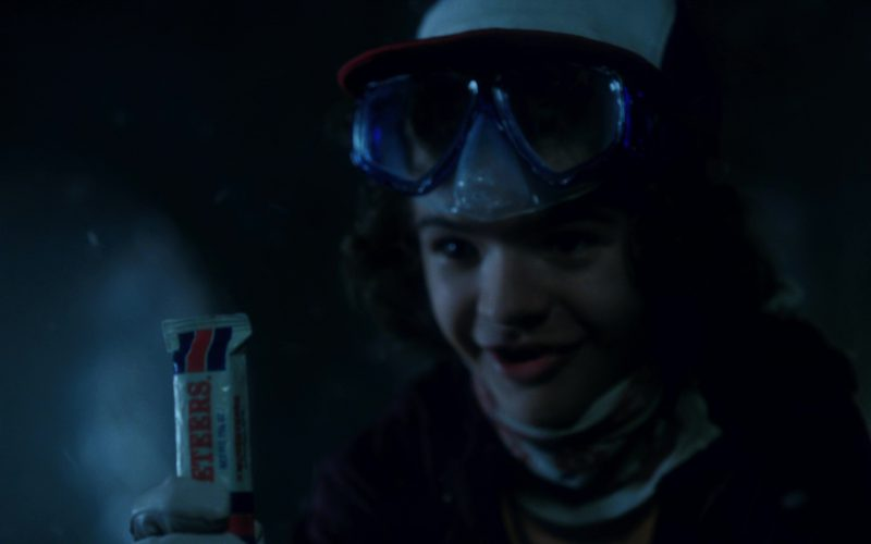 3 Musketeers Candy Bar in Stranger Things (1)