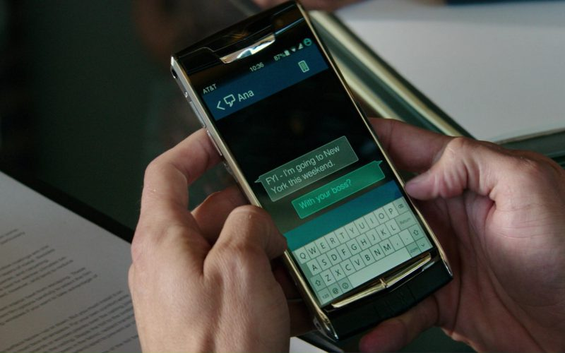 AT&T and Vertu Signature Touch Smartphone Used by Jamie Dornan in Fifty Shades Darker (1)