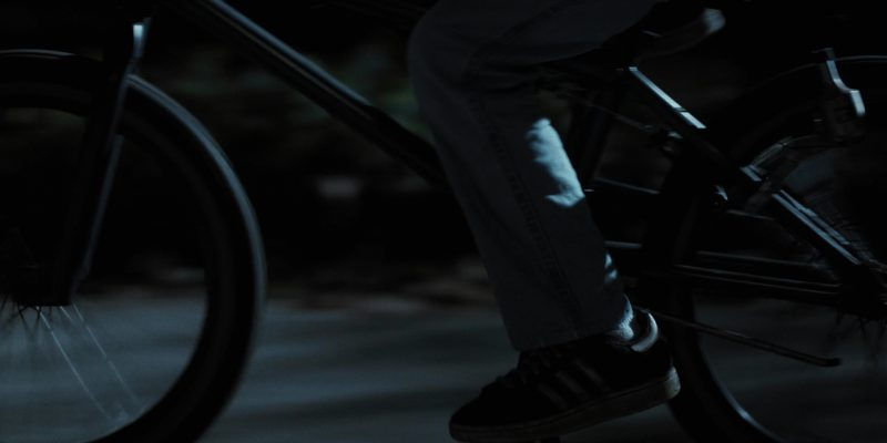 Adidas Sneakers Worn by Noah Schnapp (Will) in Stranger Things: The Vanishing of Will Byers (2016) TV Show Product Placement