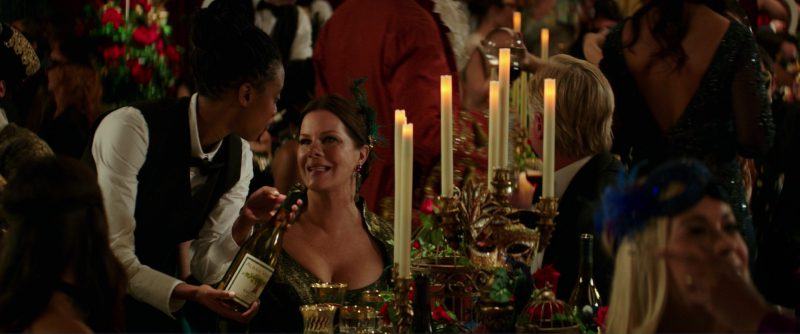 Alban Vineyards Wine in Fifty Shades Darker (2017) - Movie Product Placement