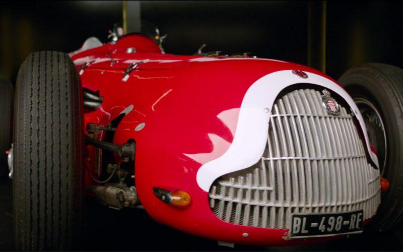 Alfa Romeo 158 Car in Overdrive