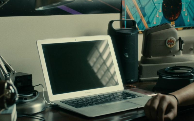 Apple MacBook Air Laptop Used by Jorge Lendeborg Jr. in Brigsby Bear (1)