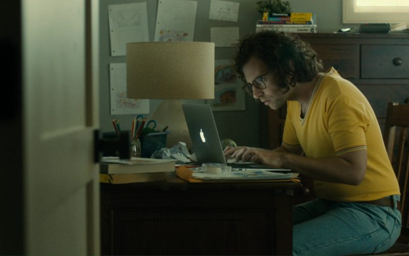 Apple MacBook Air Laptop Used by Kyle Mooney in Brigsby Bear (3)