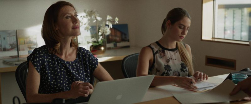 Apple MacBook Pro in Once Upon a Time in Venice (2017) - Movie Product Placement