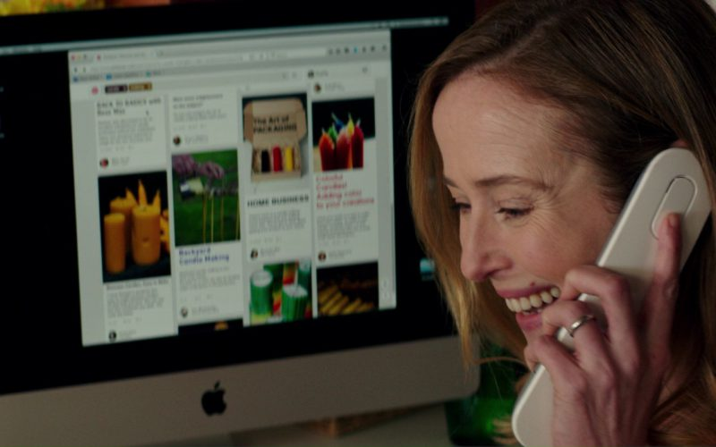 Apple iMac Computer Used by Jennifer Ehle in Fifty Shades Darker (1)
