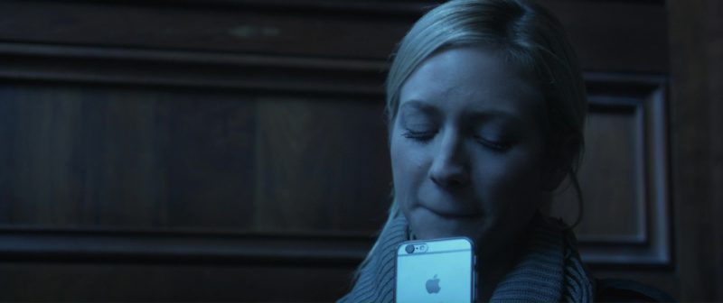 Apple iPhone 6/6S Used by Brittany Snow in Hangman (2017) Movie Product Placement