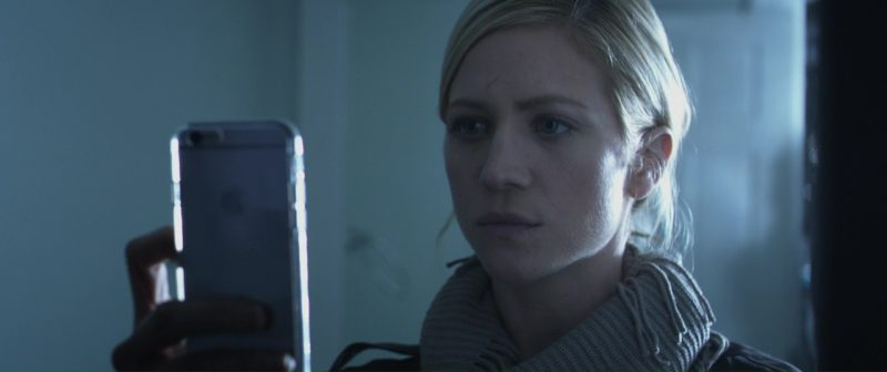 Apple iPhone 6/6S Used by Brittany Snow in Hangman (2017) - Movie Product Placement