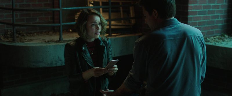 Apple iPhone (Rose Gold) Smartphone Used by Rachel McAdams in Game Night (2018) Movie Product Placement