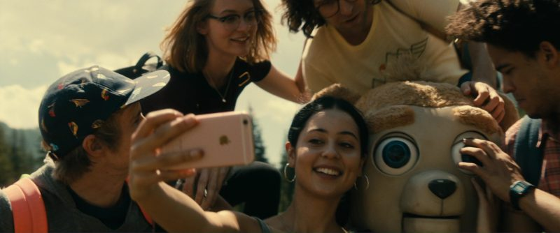 Apple iPhone Smartphone Used by Alexa Demie in Brigsby Bear (2017) Movie Product Placement