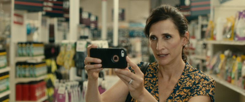Apple iPhone Smartphone Used by Michaela Watkins in Brigsby Bear (2017) - Movie Product Placement