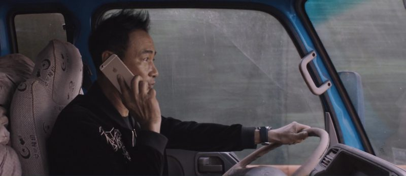 Apple iPhone Smartphone Used by Simon Yam in S.M.A.R.T. Chase (2017) Movie Product Placement