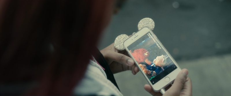 Apple iPhone Smartphones in Brigsby Bear (2017) Movie Product Placement