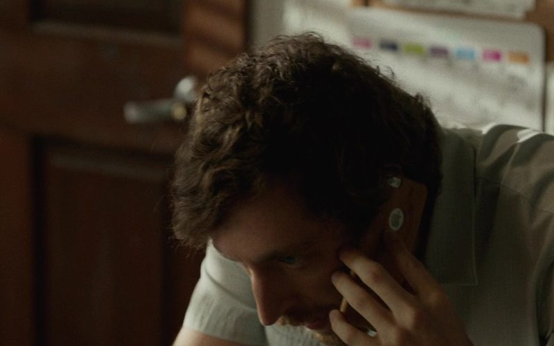 Apple iPhone Used by Thomas Middleditch in Once Upon a Time in Venice (3)