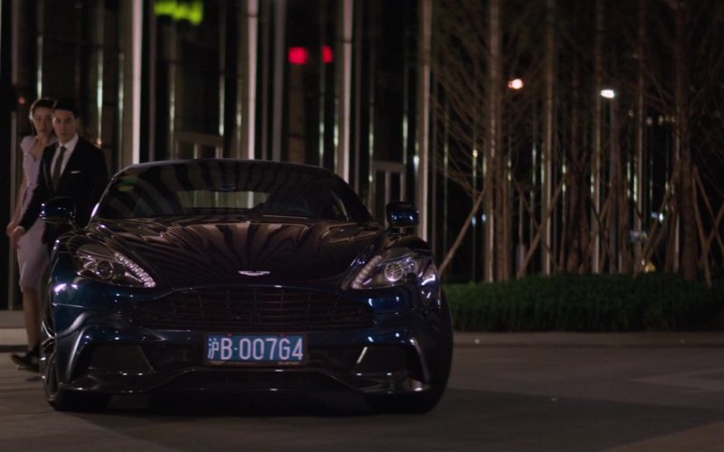 Aston Martin Car in S.M.A.R.T. Chase (1)