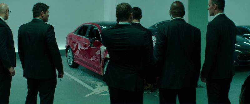 Audi A3 Red Car Used by Dakota Johnson in Fifty Shades Darker (2017) - Movie Product Placement