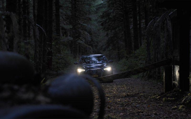 Audi A6 (C7) Car in Death Note (2017)