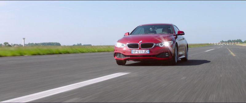 BMW 4 Series Convertible F33 Red Car Driven by Alex ...