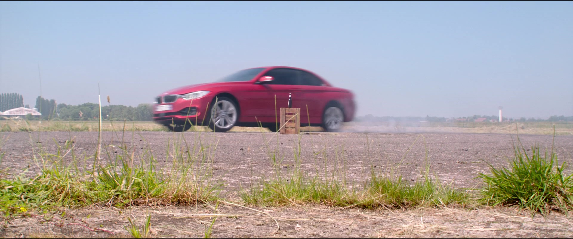 Bmw 4 Series Convertible F33 Red Car Driven By Alex