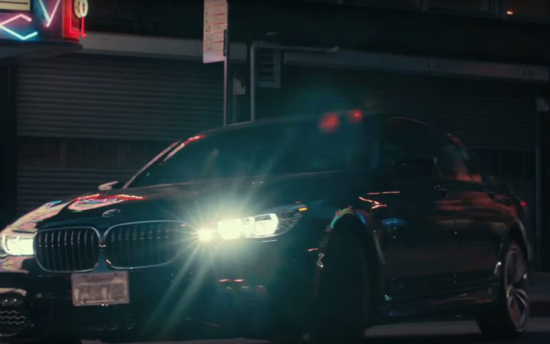 BMW 5-Series Car in Roman J. Israel, Esq.