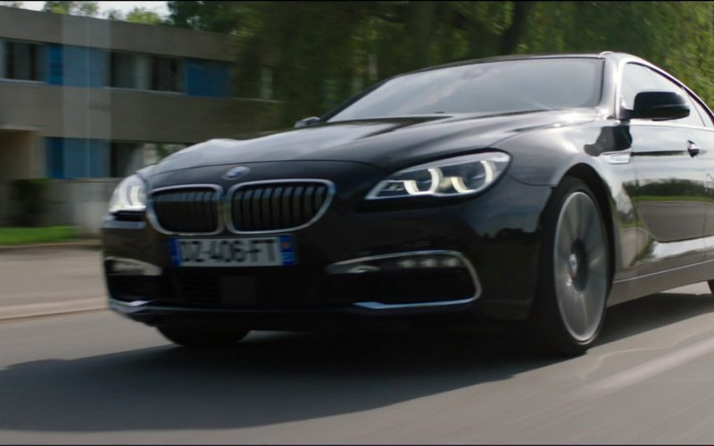 BMW 6 Gran Coupé [F06] Black Car Driven by Scott Eastwood in Overdrive (8)