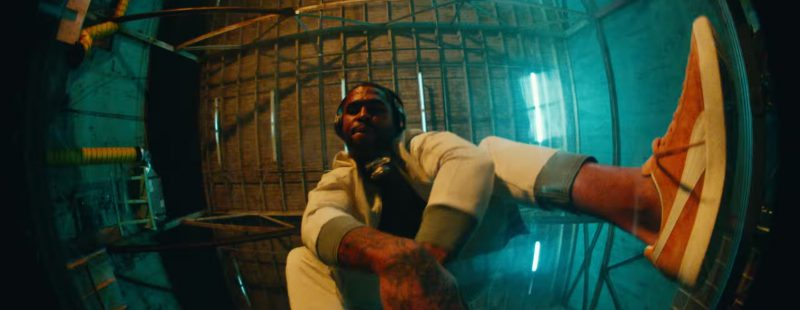 Beats Headphones, Puma Tracksuit and Shoes in Phone Jumpin by Dave East ft. Wiz Khalifa (2017) - Official Music Video Product Placement