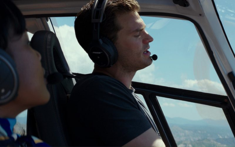 Bose Headsets Used by James Dornan (Christian Grey) in Fifty Shades Darker (1)