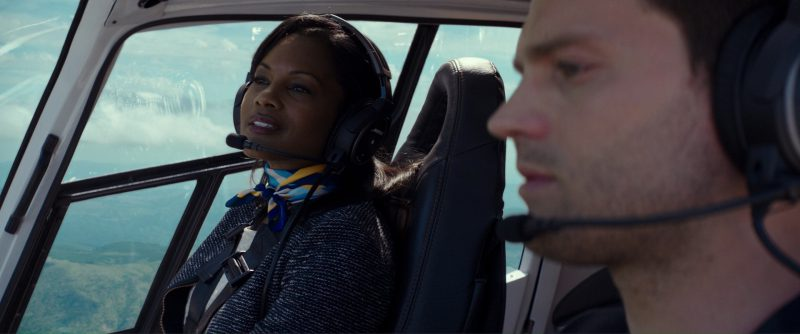 Bose Headsets Used by James Dornan (Christian Grey) in Fifty Shades Darker (2017) Movie Product Placement