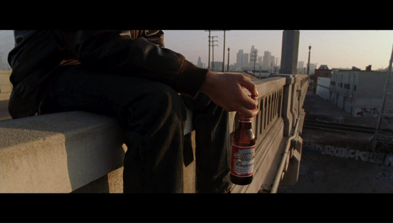 Budweiser Beer Drunk By Nick Stahl John Connor In