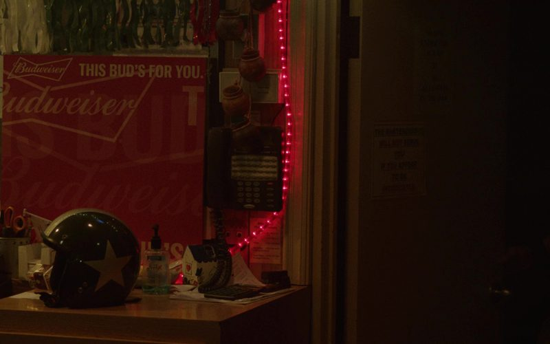 Budweiser Poster in Once Upon a Time in Venice (1)